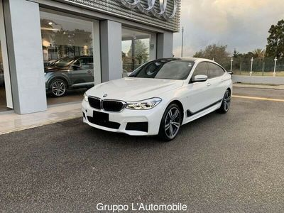 usata BMW 630 d GT xdrive Msport 265cv auto