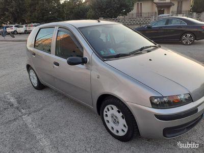 usata Fiat Punto anno 2000 benzina 1.2 km 135 mila