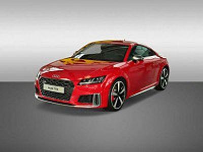 usata Audi TT Coup Tfsi 225(306) Kw(ps) S Tr Coupé Tfsi Led/assist/navi/tempomat