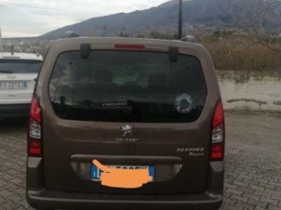 second-hand Peugeot Partner - 2015