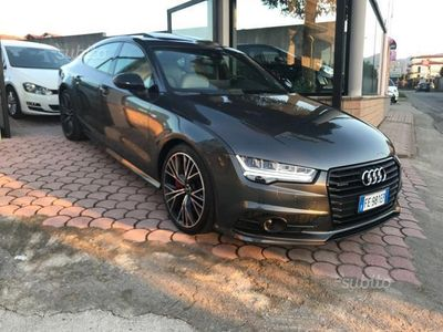 second-hand Audi A7 A7 SPB 3.0 TDI competition quattro tiptronic Business