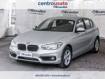 usata BMW 118 Serie 1 F/20-21 2015 d Digital Edition 5p auto