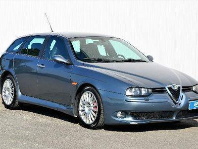 usata Alfa Romeo GTA 156 3.2i V6 24V cat SportwagonItaliana da sempre