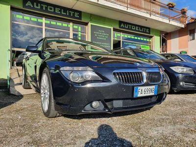 usata BMW 645 Cabriolet Futura