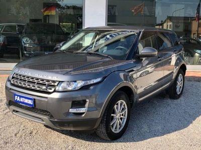 usata Land Rover Range Rover evoque 2.2 Sd4 5p. Pure Automatica 9 marce -40.