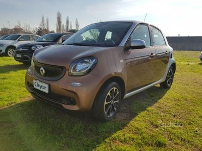 używany Smart ForFour 90 0.9 Turbo twinamic Passion