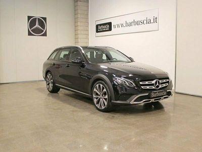 usata Mercedes E220 Classe E (W/S213)S.W. 4Matic Auto Business Sport All-Terrain