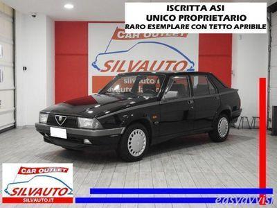 used Alfa Romeo 75 2.0 twin spark 162b4a tetto apribile asi riar benzina