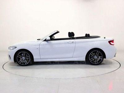 usata BMW 220 d Cabrio Msport