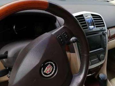 usata Cadillac SRX 3.6 V6 aut. AWD Sports Edition