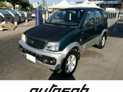 usata Daihatsu Terios 1.3i 16V 4WD SX