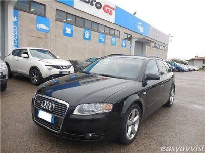 usata Audi A4 2.0 16V TDI Avant multitr. Top plus s-line
