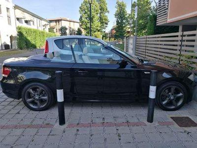 usata BMW 120 Cabriolet Serie 1 Cabrio(E88) cat Futura