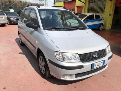 used Hyundai Matrix PERFTTA CON GANCIO DI TRAINO
