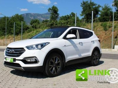 używany Hyundai Grand Santa Fe -
