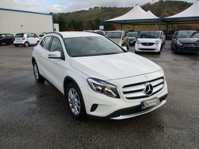 used Mercedes GLA200 CDI Automatic 4Matic Business