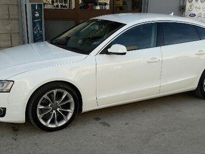 """usata Audi A5 Sportback 2.0 Tdi 170 cv """"PERFETTA"""" -2011"""