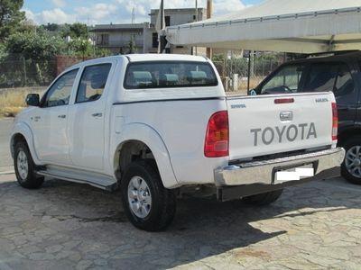 usata Toyota HiLux 2.5 D-4D 4WD 4p. Double Cab SR