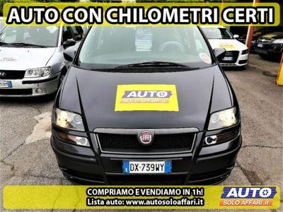 usata Fiat Ulysse 2.0 MJT 120CV 7 POSTI KM CERTIFICATI