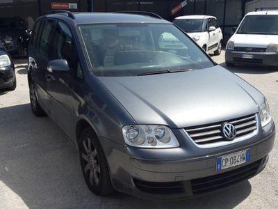 used VW Touran 1.9 tdi 105cv 7 posti - 2004