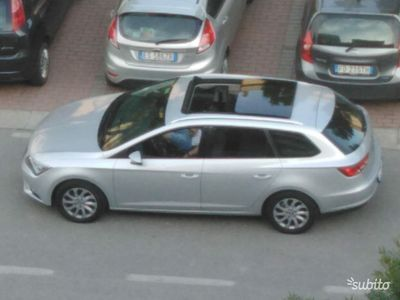 usata Seat Leon station wagon sw 1.6 tdi 105cv