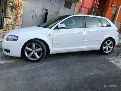 usata Audi A3 S-LINE 2.0 140cv