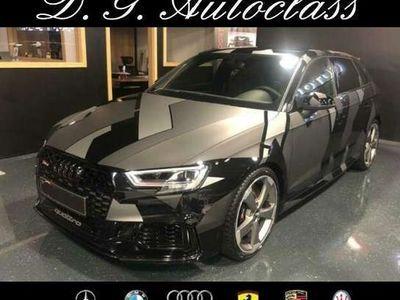 usata Audi RS3 2.5 TFSI 400cv *decori 3D titano grey*cerchi 19