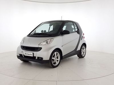 used Smart ForTwo Coupé fortwo 1000 52 kW MHD pulse
