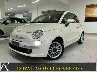 usata Fiat 500C C 0.9 TwinAir! PERFETTA! BIANCO PERLATO!