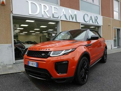 usata Land Rover Range Rover evoque 2.0 TD4 180 CV Convertibile HSE Dynamic