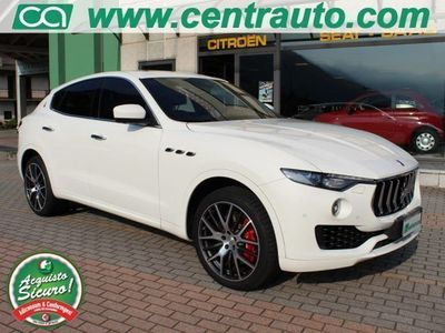 usata Maserati Levante V6 430 CV AWD S rif. 11775937