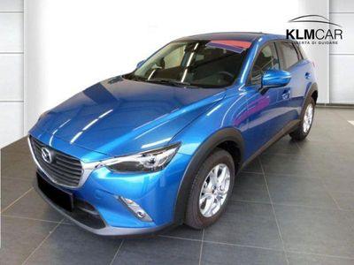 usata Mazda CX-3 SkyD 105 Exclusive-Line