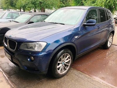 brugt BMW X3 xDrive20d ELETTA, TETTO PANORAMICO
