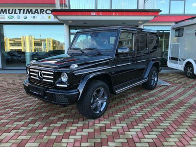 used Mercedes G350 D SW LIMITED VENT
