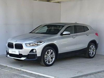 usata BMW X2 sDrive 18d Advantage