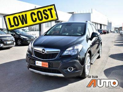 brugt Opel Mokka 1.7 CDTI 130CV 4X4 COSMO NAVIGATORE