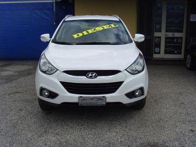 usata Hyundai ix35 1.7 CRDi 2WD CLASSIC KM CERTIFICATI