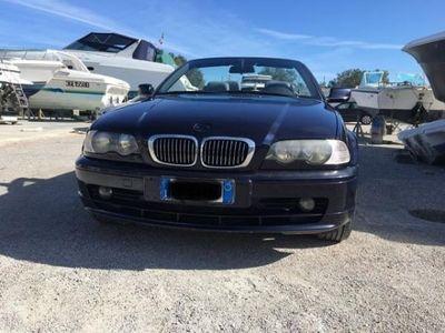 usata BMW 318 Cabriolet Serie 3 (E46) (2.0) cat Cabrio