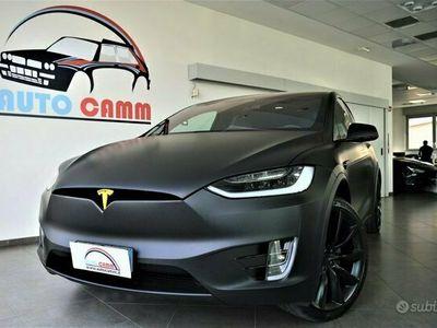 usata Tesla Model X 100kWh Dual Motor AUTOPILOT 6 POST