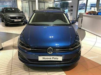 usata VW Polo VI 1.0 EVO 80 CV 5p. Comfortline BlueMotion Technolog
