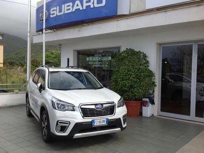 usata Subaru Forester 2.0 e-Boxer MHEV Lineartronic Premium
