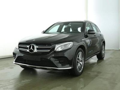 gebraucht Mercedes GLC250 AMG LINE AUTOMATIC