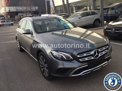 used Mercedes 220 CLASSE E ALL-TERRAIN E SW all-terrainBusiness Sport 4matic auto
