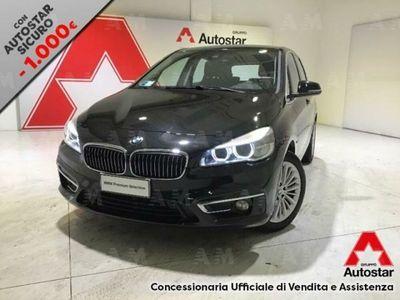usata BMW 216 Serie 2 Active Tourer d Luxury del 2018 usata a Tavagnacco