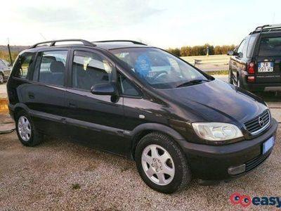 usata Opel Zafira 2.0 CDTi 82 Cv 7 Posti kmcertificati Garantita rif. 10539783