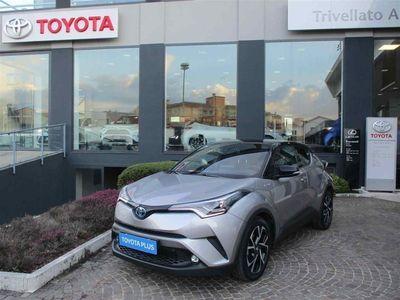 usata Toyota C-HR 1.8 Hybrid E-CVT Style