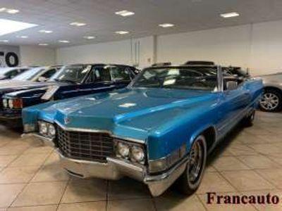 usata Cadillac Deville CONVERTIBILE RESTAURO MANIACALE Benzina