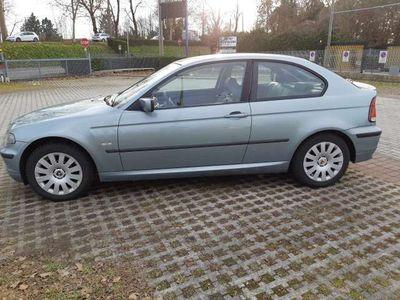 usata BMW 318 Compact Serie 3 (E46) cat City