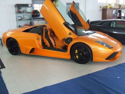 usata Lamborghini Murciélago Roadstar LP 640