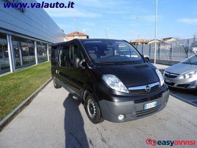 usata Opel Vivaro 29 2.0 cdti autocarro n.1, 6 posti cv114 diesel